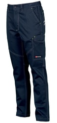 Worker Stretch Payper Pantalone da lavoro multitasche tessuto stretch